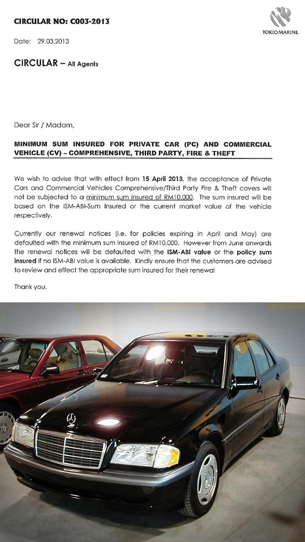 ISM ABI market value | my Insurance Partner